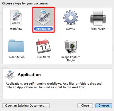 sihirli elma automator 11 application 11 Automator nedir? Nasıl kullanılır?