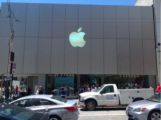 Sihirli elma apple store deneyimi 2