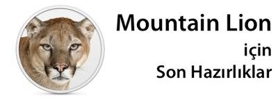 Sihirli elma mountain lion gecis oncesi hazirlik banner