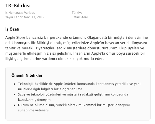 Sihirli elma apple store turkiye 2