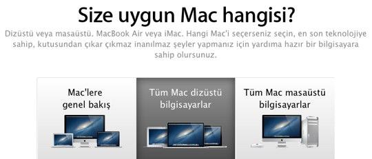 Sihirli elma hangi apple mac almali 25