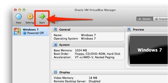 Sihirli elma virtualbox mac windows yuklemek 10
