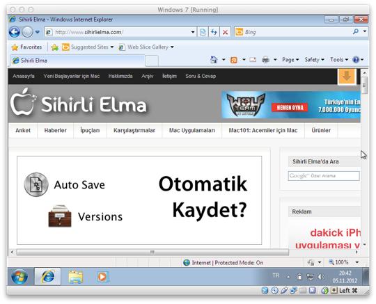Sihirli elma virtualbox mac windows yuklemek 15