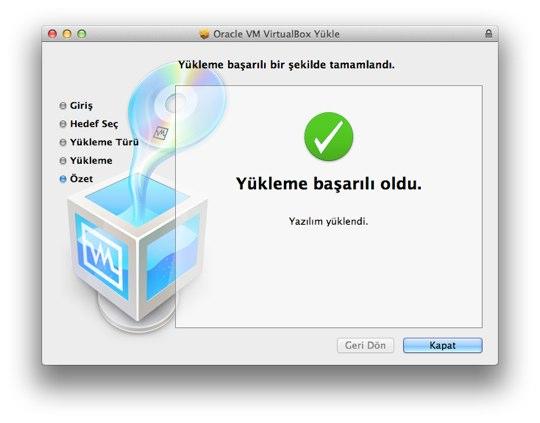 Sihirli elma virtualbox mac windows yuklemek 5