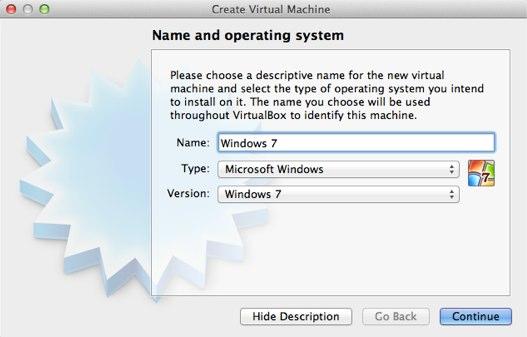 Sihirli elma virtualbox mac windows yuklemek 7