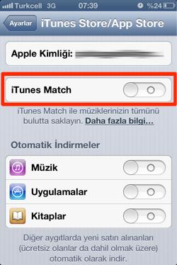 Sihirli elma itunes match nedir nasil kullanilir 17