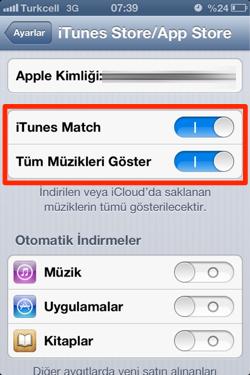 Sihirli elma itunes match nedir nasil kullanilir 17b