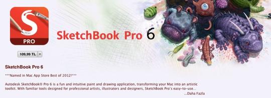 Sihirli elma sketchbook express 10