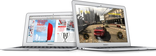 Sihirli elma yeni macbook air 2013 8