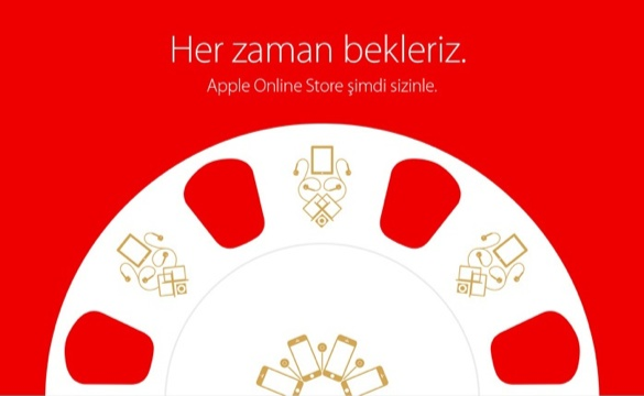 apple online store iPad mini ve iPad Air 27 Kasımda Türkiyede!